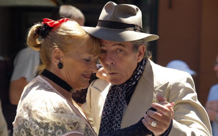 Buenos Aires-Argentina-Tango-dance