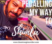 Pedalling My Way to Shimla by Shairik Sengupta