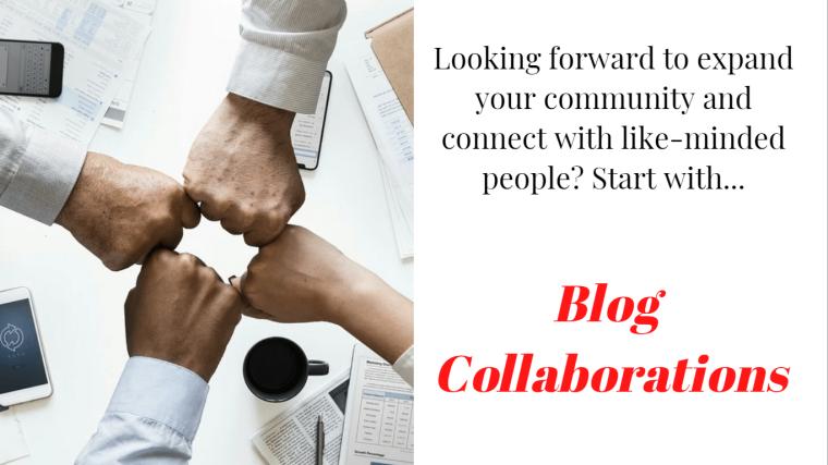 Blog Collaborations