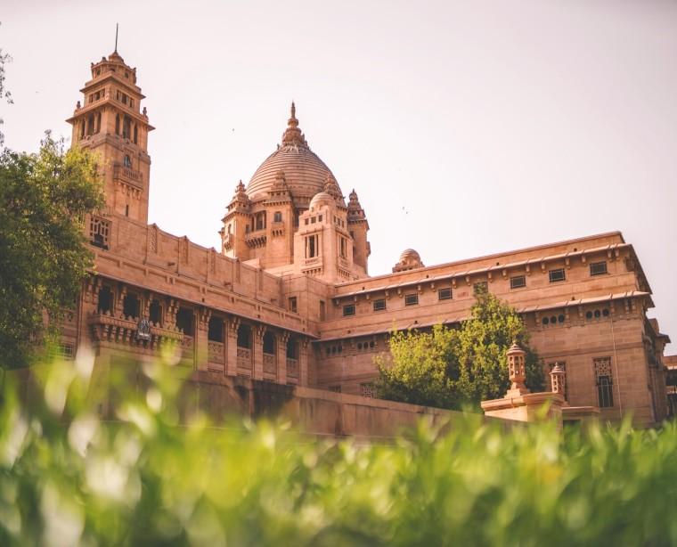 Umaid Bhavan – Jodhpur