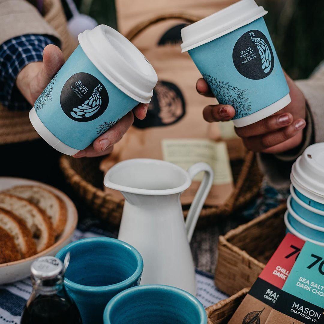 Blue Tokai Coffee Roasters, Delhi
