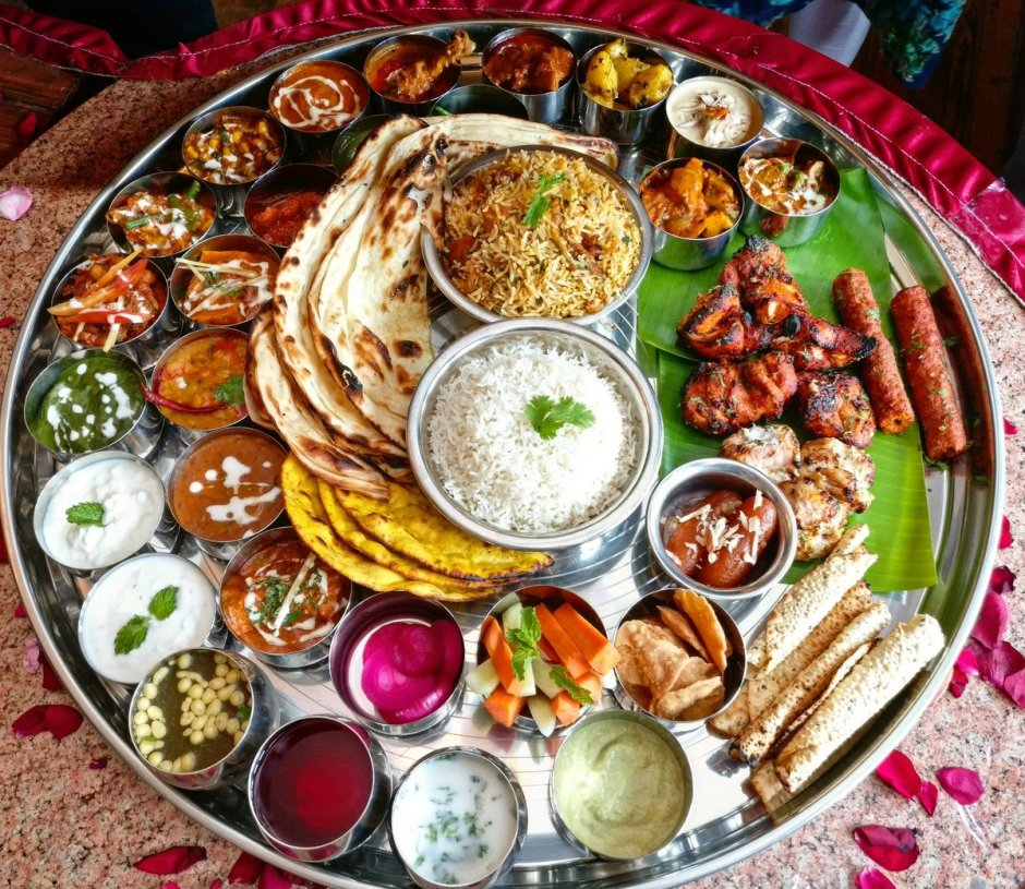 Top 15 Unique Food Experiences Found in India.
