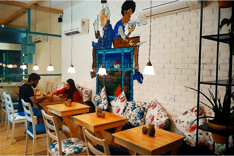 The Brew Room, Delhi