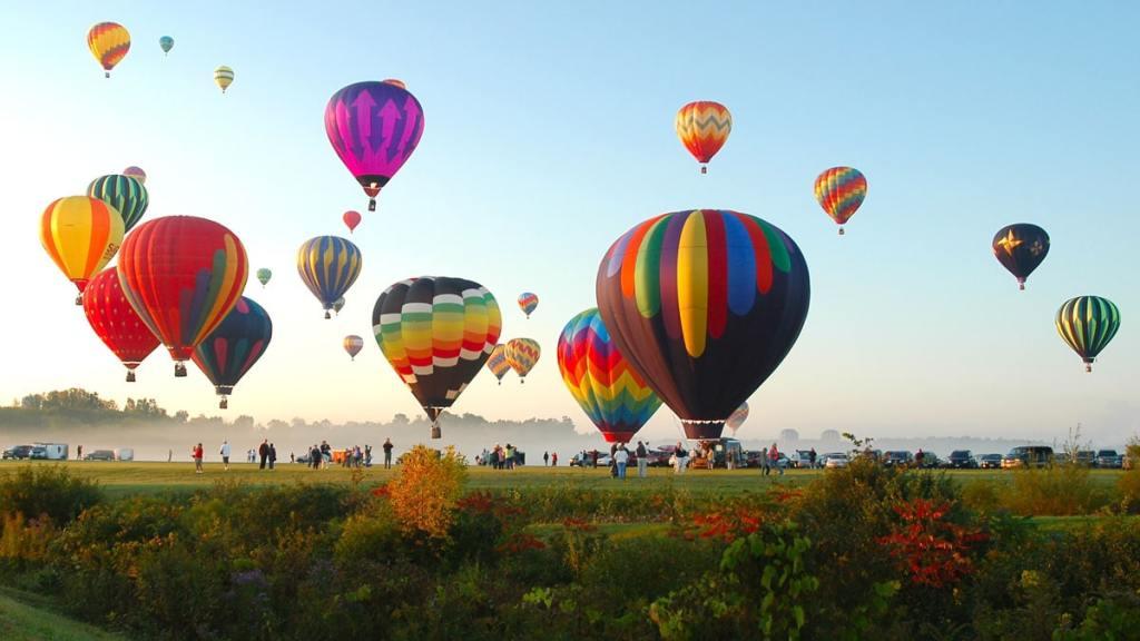 Araku Balloon Festival, Andhra Pradesh