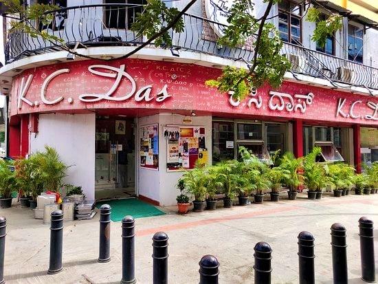 KC Das, Bangalore